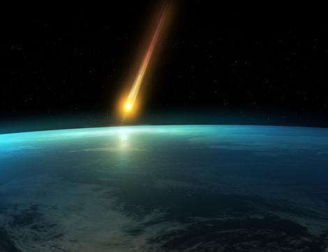 Des météorites avec de l'ADN extraterrestre