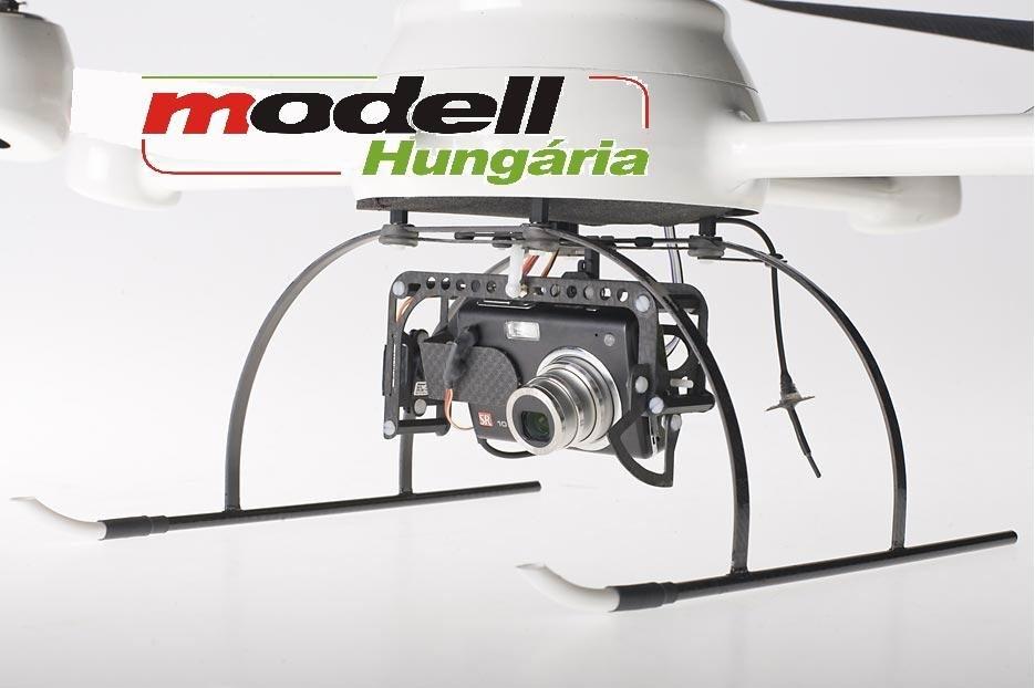 800e31fc4a6d A Modell Hungaria legújabb saját gyártmányú szerkezete a legkorszerűbb  mikroelektronikai rendszerek együttesét tartalmazó HungaroCopter© Repülő  Robot nem ...
