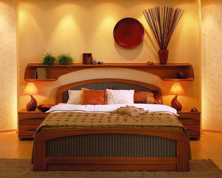 Hálószoba színek feng shui