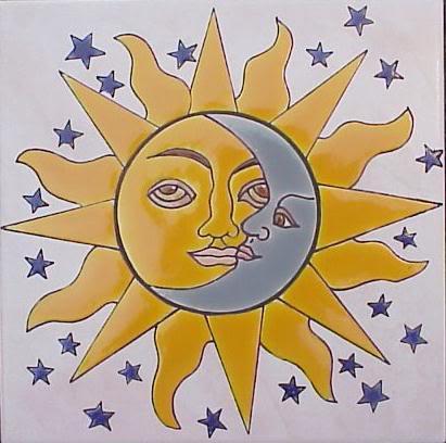 Nap hold szimbólum jelentése