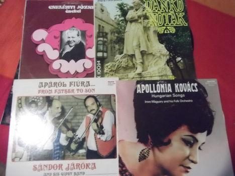 Laszlo Tábor And His Orchestra - The Gypsy Sound Of Laszlo Tabor