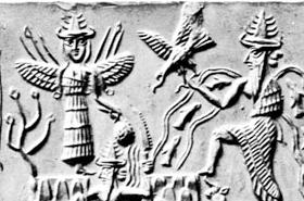 Sumér istenek