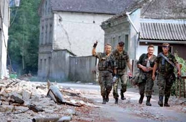Délszláv háború