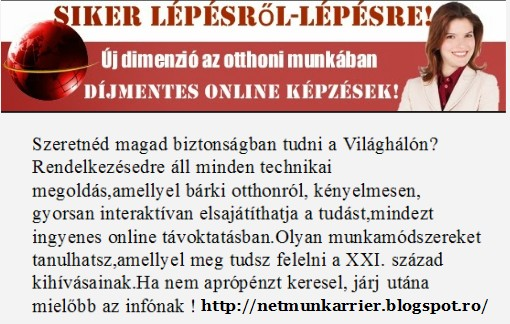 csak a valós internetes jövedelem)