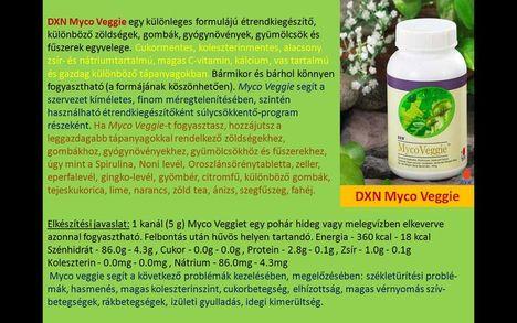 Myco Veggie leírás
