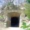 Forrásbarlang bejárata
