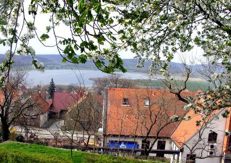 Tihany,Belső tó