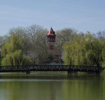 Sóstó szódaház torony