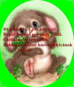 Kellemes húsvéti ünnepet 2