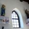 Hollókői templomban