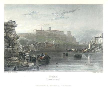 Rome, 1834