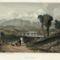 Rome - River Tiber, 1834