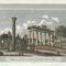 Rome, Temple of Concord, 1806