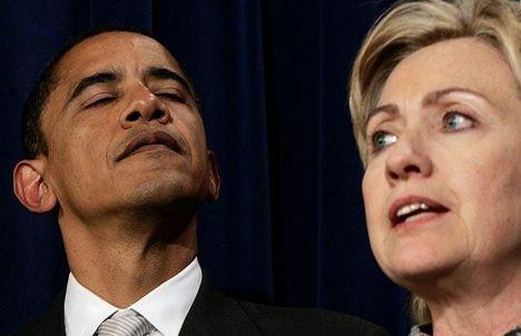 2007 februárjában jelentette be indulását az elnöki posztért, majd hosszú harcot vívott Hillary Clintonnal a demokrata elnökjelöltségért