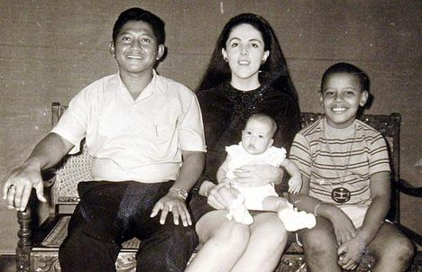 Anyja újraházasodott és 1967-ben a család Indonéziába költözött
