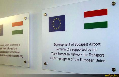 az EU is beszált a fejlesztésbe - eddig 40 millió euróval