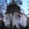 Edelény Református Templom hátso oldala