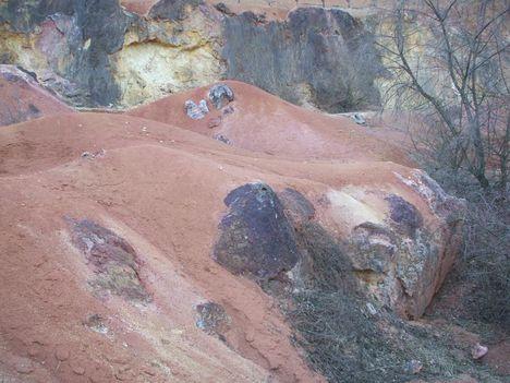 Gánt - bauxitbánya 17
