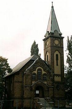 Rákosfalvai Református Templom