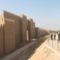 Babilónia városfala rekonstruálva