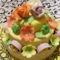 Dísz torta 015