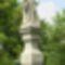 Érd_Szent Walburga-szobra