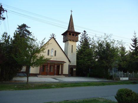 Balatonboglár, Szent István téri kápolna