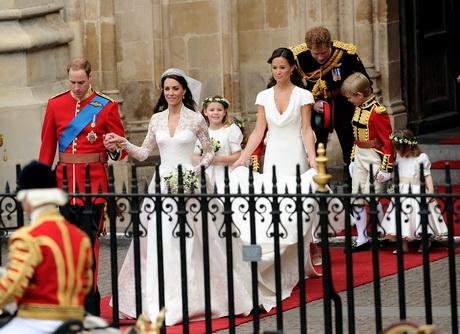 Kate Middleton ,esküvő,ruha 2
