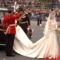 Kate Middleton ,esküvő,ruha 3