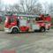 Létrás tűzoltó autó