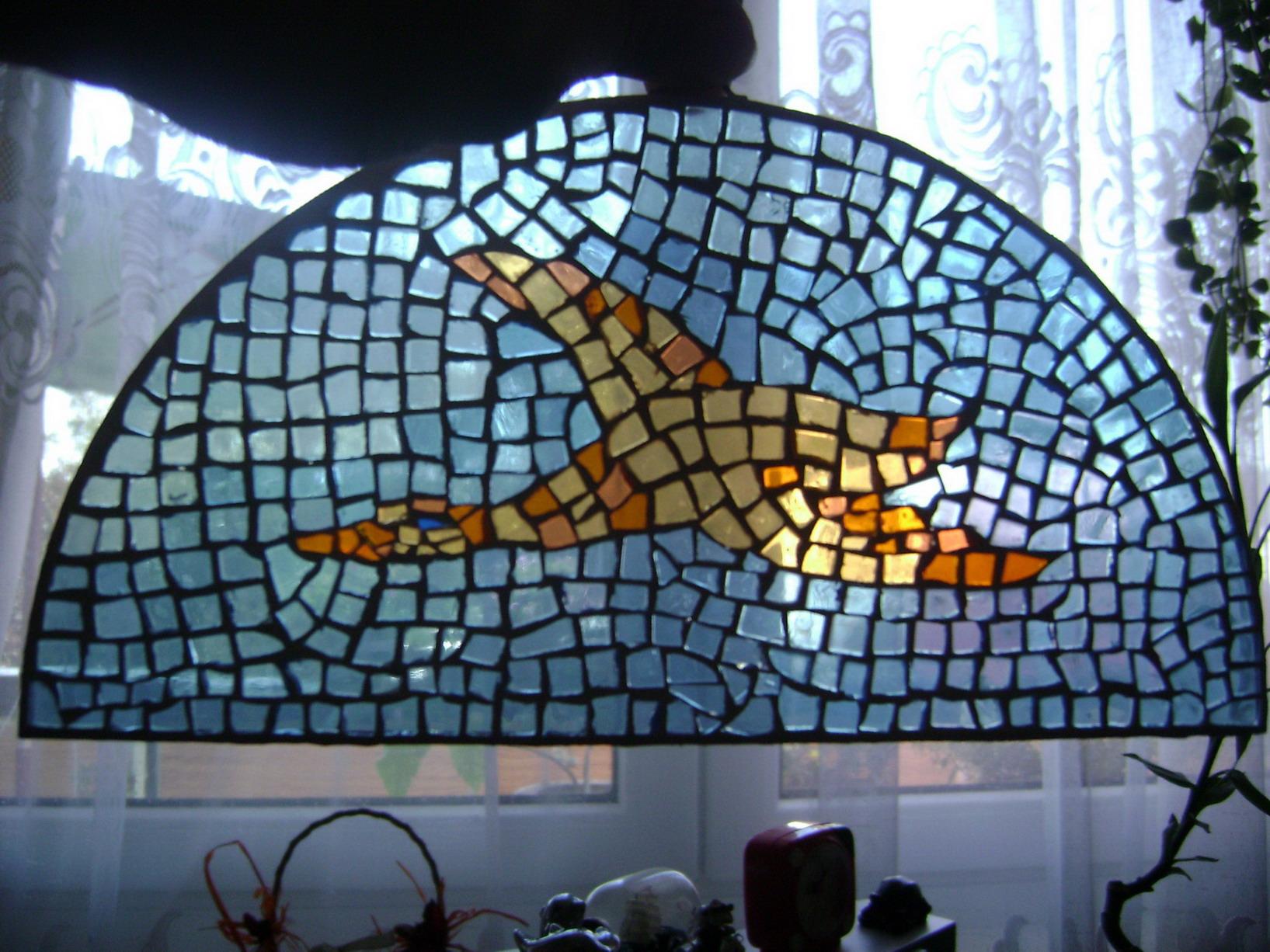 Kreatív hobby: mozaik (kép)