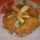 Almás palacsinta tésztában sült csirkemell