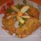 Almás palacsinta tésztában sült csirkemell 1