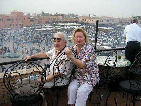 Marocco Marakech Jemna el Fna