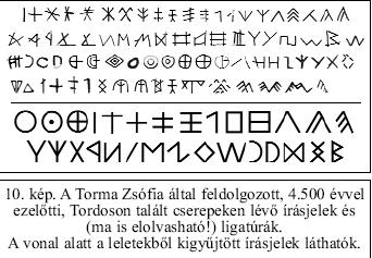 4 500 éves magyarországi magyar írásos emlékek