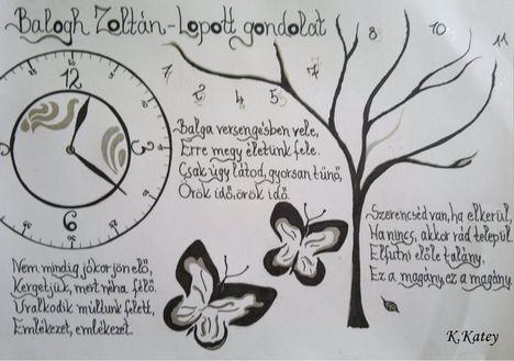 Balogh Zoltán - Lopott gondolat