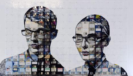 Floppy mozaikkép5