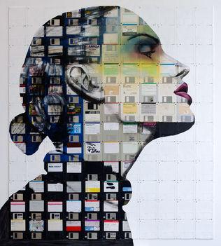 Floppy mozaikkép9