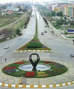 Edirne központja