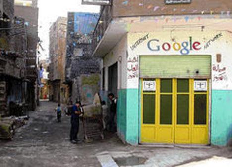 Google Kairóan is