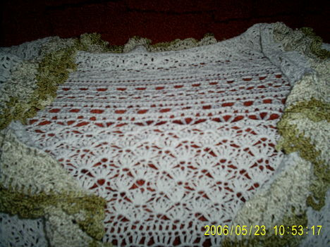2010-2011 horgolás pulóver