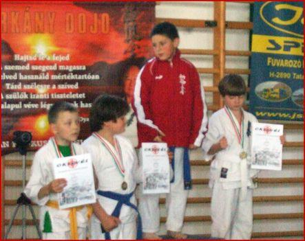 Karate,Bősárkány 049