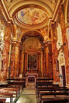 Róma San Nicola dei Lorenesi