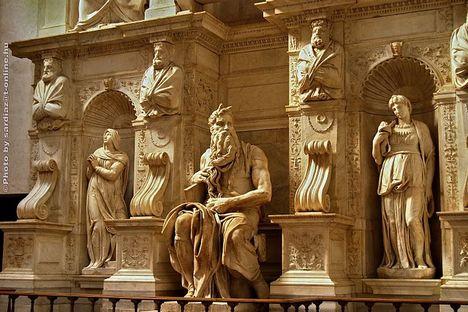 Róma San Pietro in Vincoli