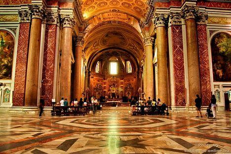 Róma Santa Maria degli Angeli e dei Martiri-1