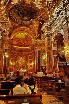 Róma Santa Maria della Vittoria