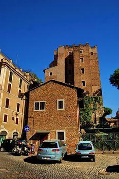 Róma Via di Tor de' Conti