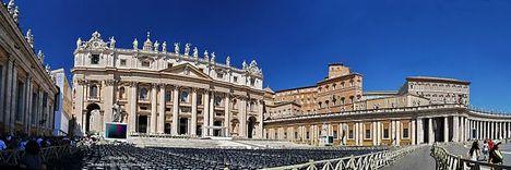 Vatikán DSC_6657-6661 Panorama-1