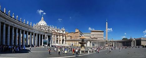 Vatikán DSC_6751-6754 Panorama-1