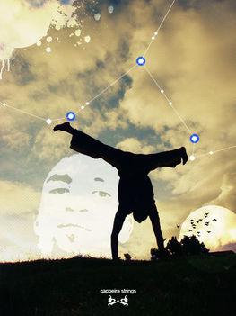 capoeira_strings_by_tthel25